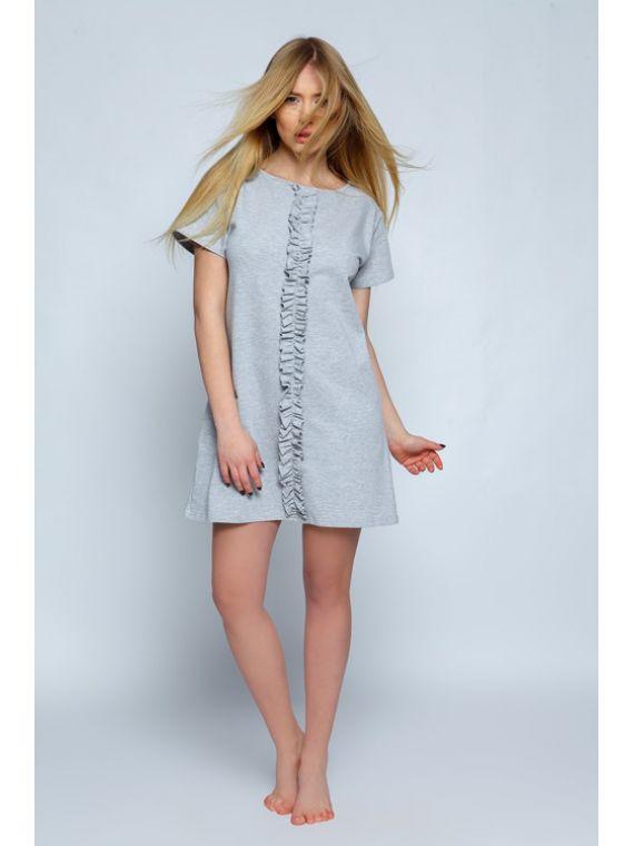 Koszula Nocna Model Angel GreySensis