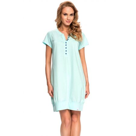 Koszula Nocna Model TM.5009 MintDn-nightwear
