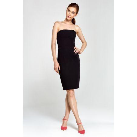 Sukienka tuba S90 Black