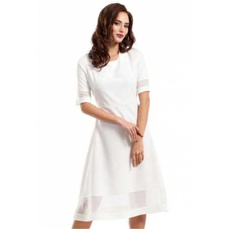 Sukienka Model MOE272 Ecru