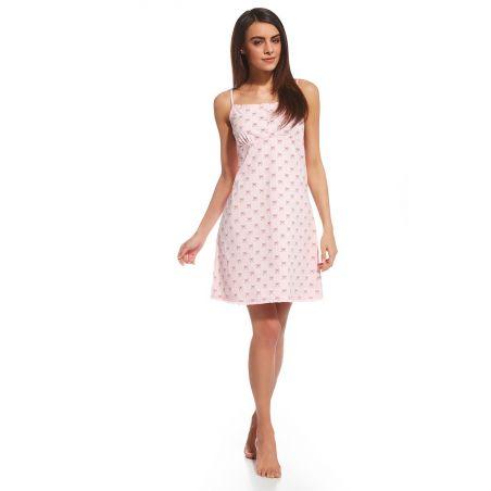 Koszula Nocna Model  Emy 613/113 PinkCornette