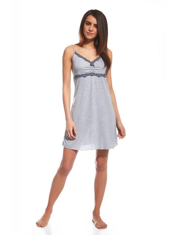 Koszula Nocna Model Carrie 062/124 GreyCornette