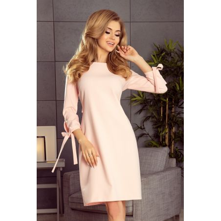 Sukienka Model 195-2 Alice Pastel Pink