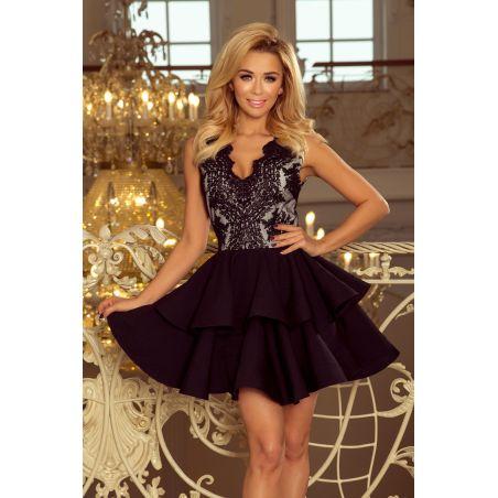 Sukienka Model 200-3 Charlotte Black