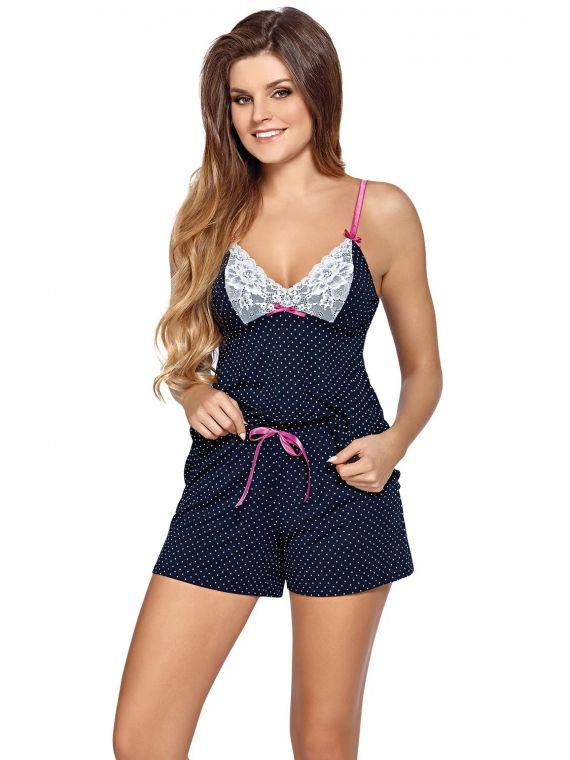 Piżama Damska Model Rafaela...