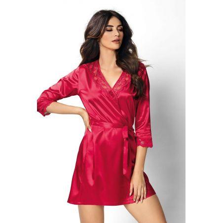 Szlafrok Damski Model Venus Red