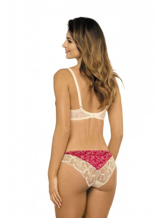 Figi Model Nadia Red/Cream