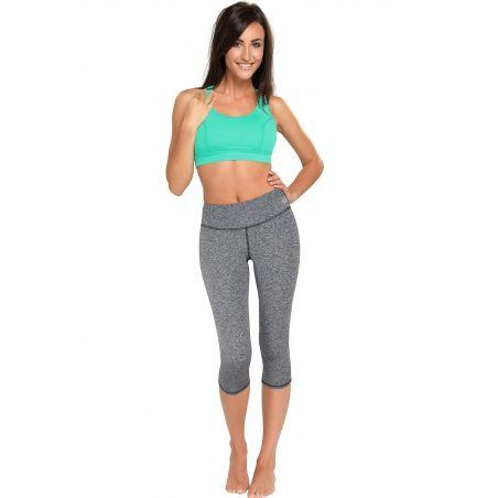 Legginsy 3/4 Model Slimming Capri Climaline Melange