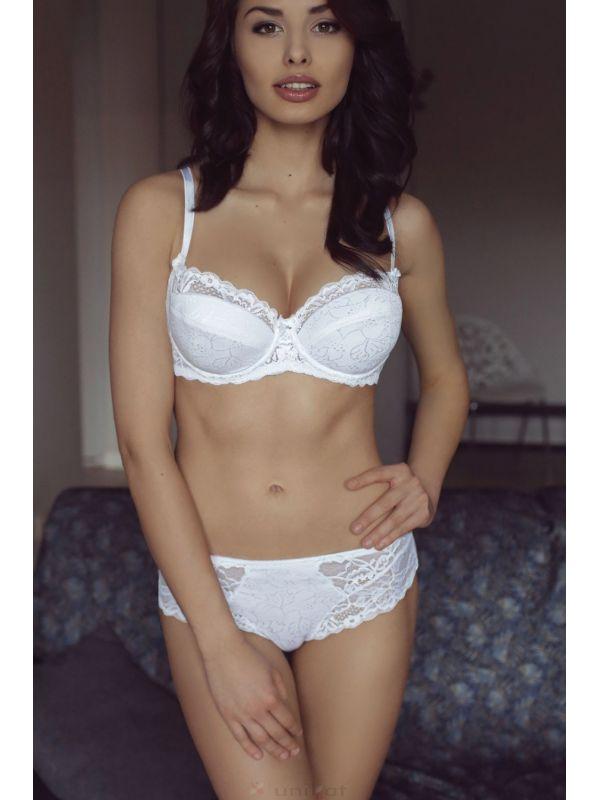 Figi Wysokie Model Margot White