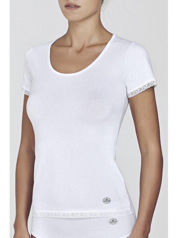 Bluzka Model Azalea WhitePierre Cardin