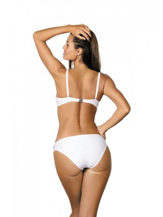 Kostium Kąpielowy Model Mandy Bianco M-423 White