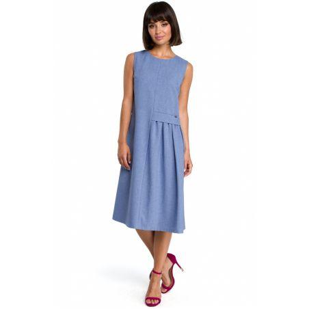 Sukienka Model B080 Blue