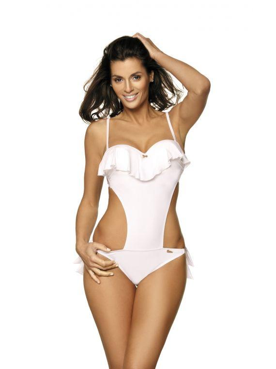 Kostium kąpielowy Model Carmen Bianco M-468 White