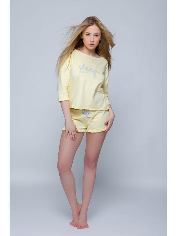 Komplet Model Sleep Yellow