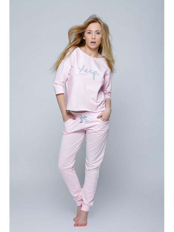 Komplet Model Beauty Pink