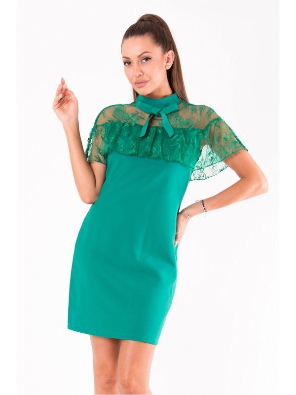 d2d3517ee1561d Sukienka Model 18021 Green
