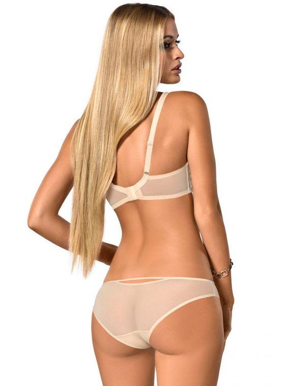 Biustonosz Soft Model Abby Beige