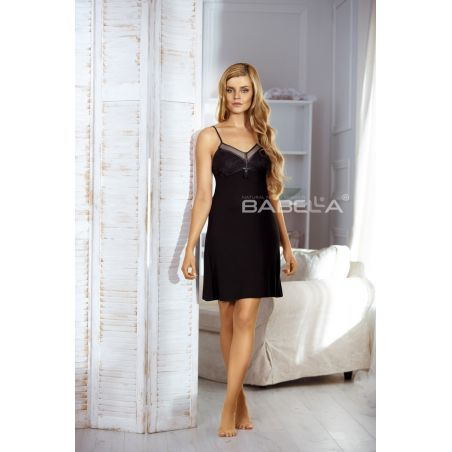 Koszula Nocna Model Heidi BlackBabella