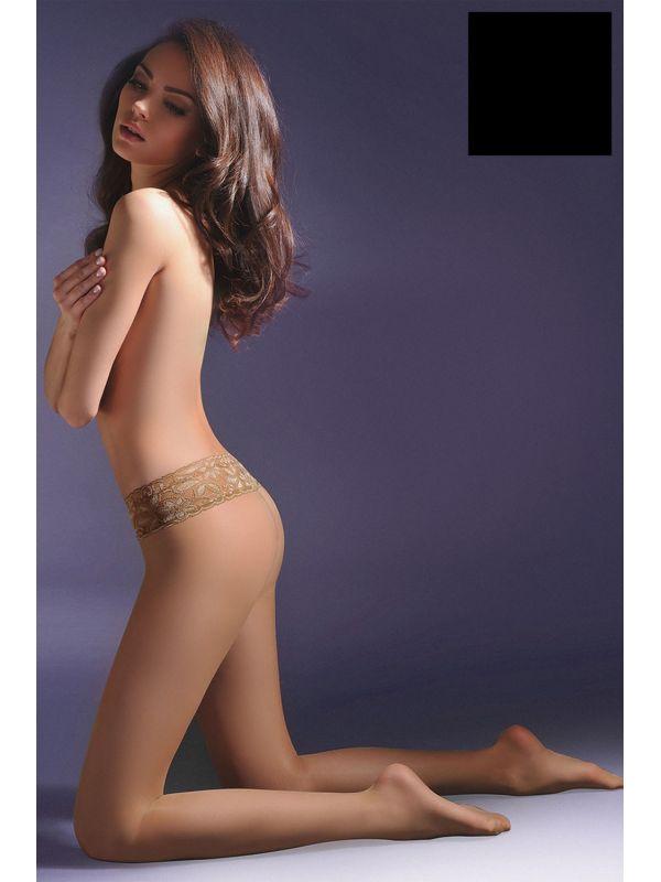Rajstopy Model Hipsters exclusive 20 den Code 630 Nero