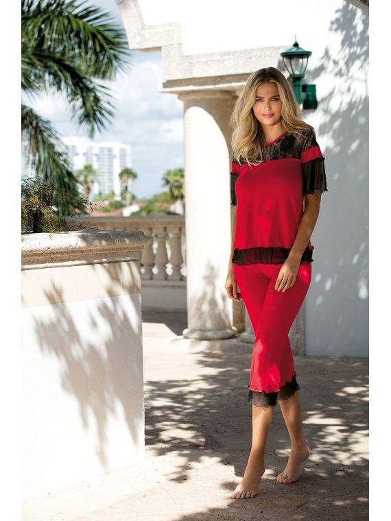 Komplet Model Manuela Red