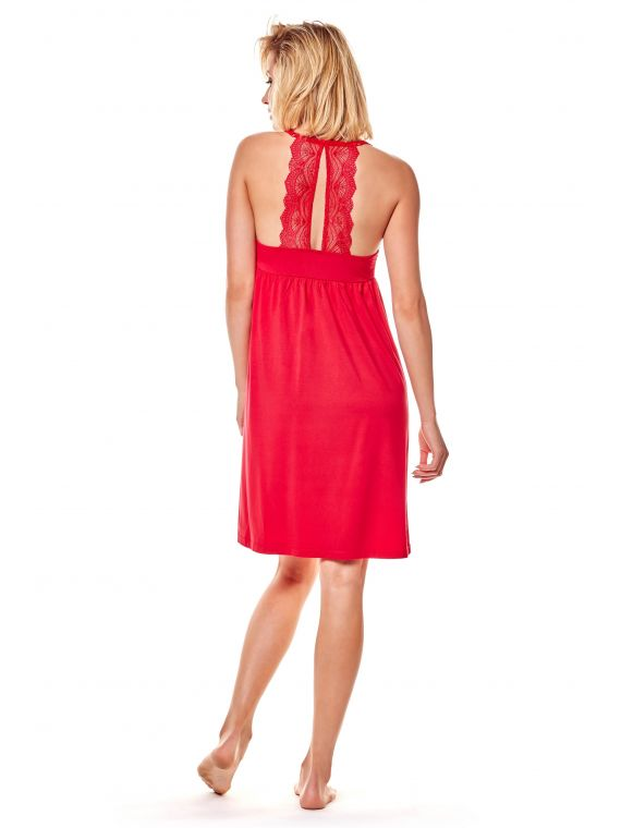 Koszula Nocna Model Maggie 36159-33X RedHenderson