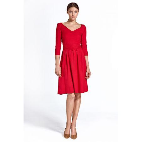 Sukienka Model CS22 Red