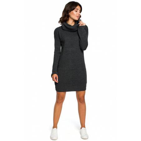 Sukienka Model BK010 Grafit
