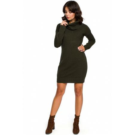 Sukienka Model BK010 Khaki