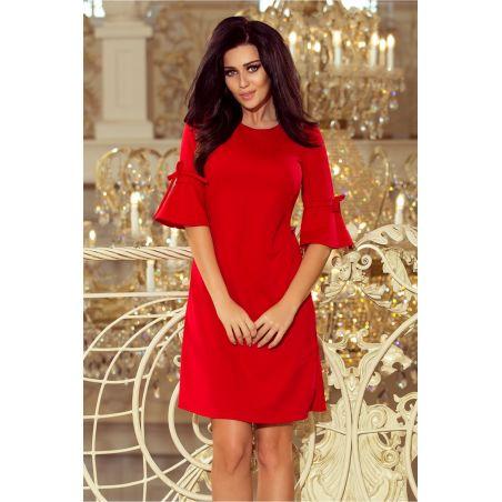 Sukienka Model Neva 217-1 Red