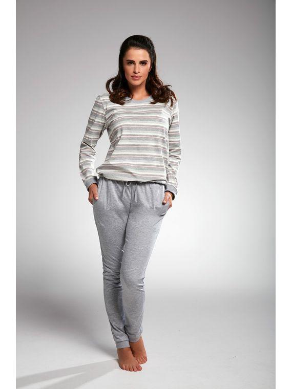 Piżama Damska Model Molly 2 634/172 Grey