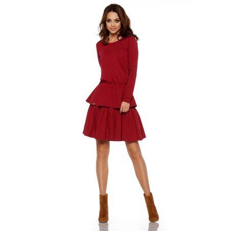 Sukienka Model L283 Bordo