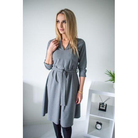 Sukienka Model Caroline Grey
