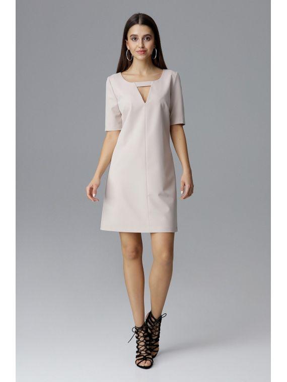 Koszula Damska Model ABK0099 Pink