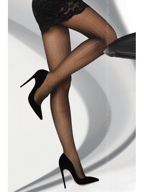 Rajstopy Model Nettie 20 DEN Black