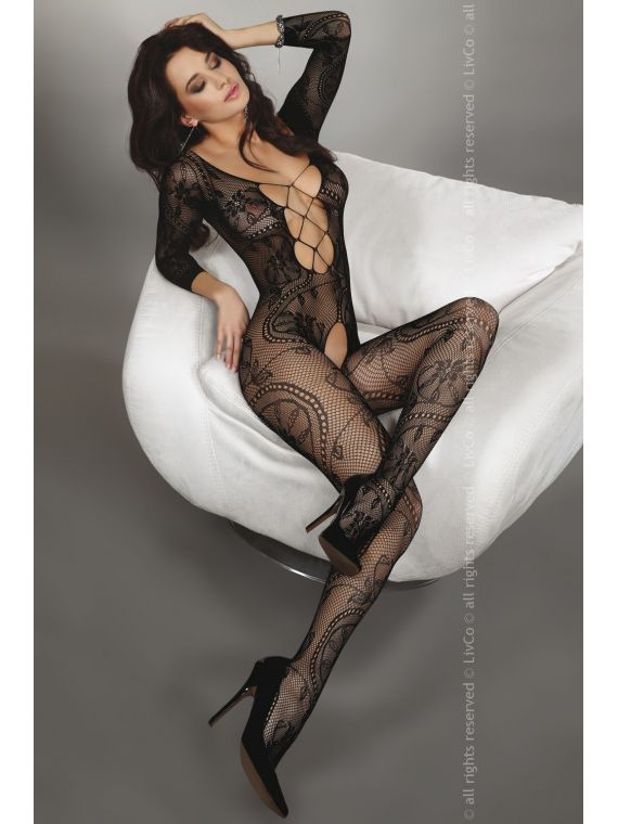 Bodystocking Model Zita Black