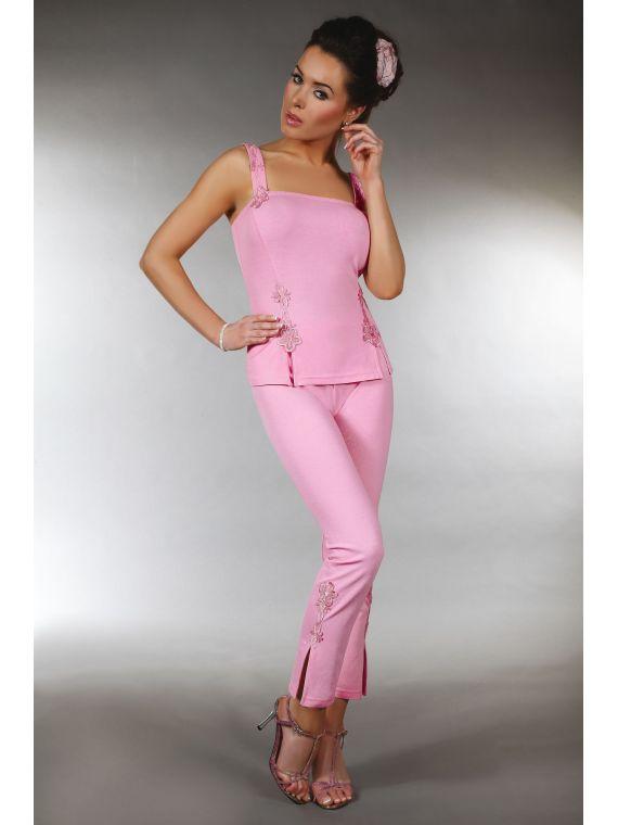 Komplet Kame Pink