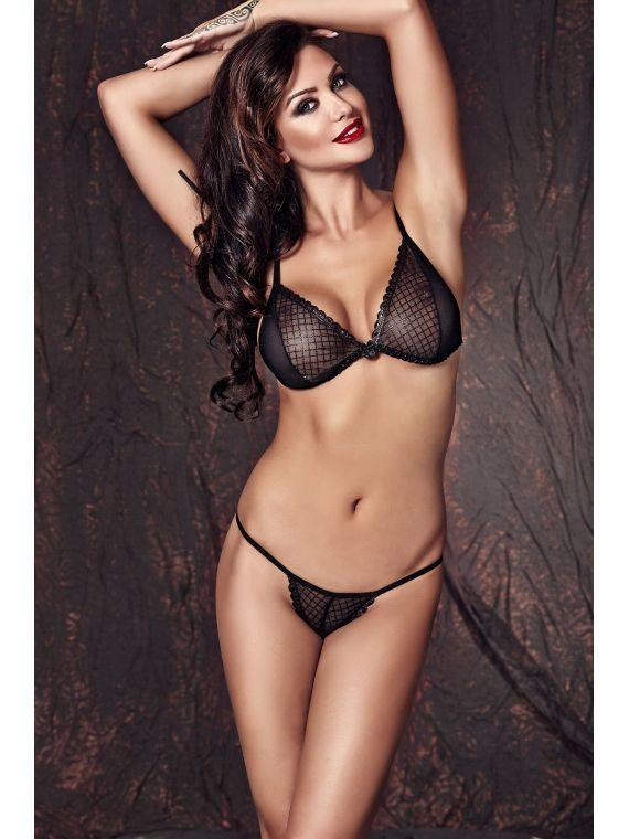 Komplet Model Clover Black