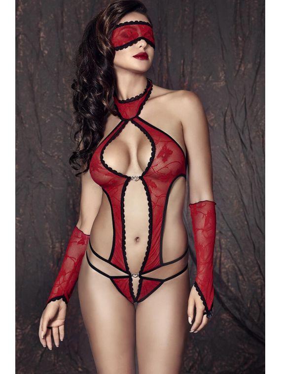 Komplet Model Ashley Red