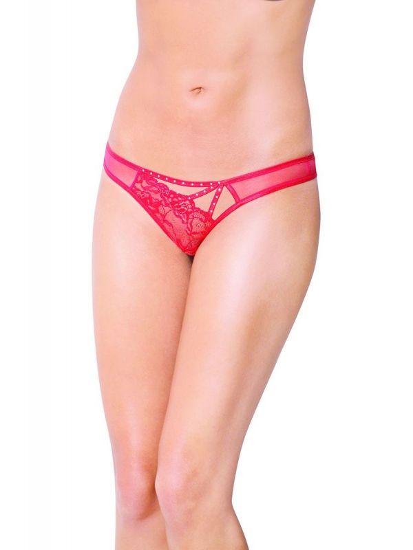 Stringi Model Thongs 2441 Red