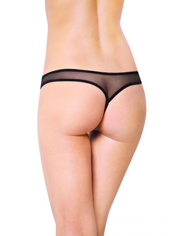 Stringi Model Thongs 2441 Black