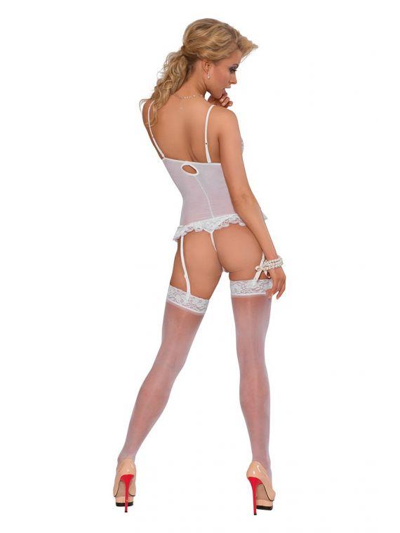 Komplet Model Yvette 1421 White