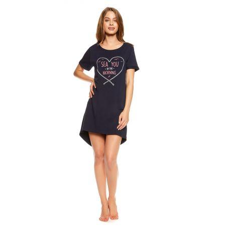 Koszula Nocna Model Tayla 37102-59X NavyHenderson
