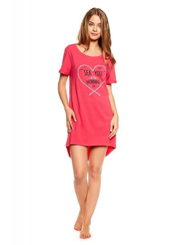 Koszula Nocna Model Tayla 37102-30X PinkHenderson