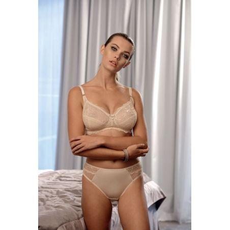 Biustonosz Soft Model Olimpia Morela