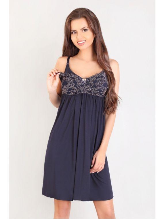 Koszula Nocna Ciążowa Model...