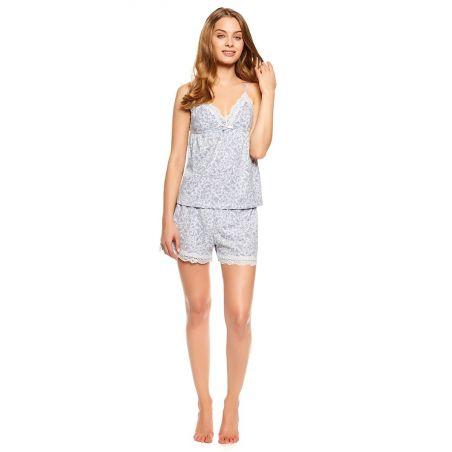 Piżama Damska Model Twinkle 36814-09X Grey