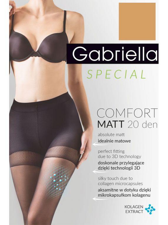 Rajstopy Model Comfort Matt 20 Den code 479 Melisa