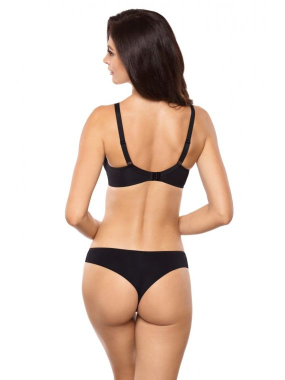 Kostium Model Firegirl Black