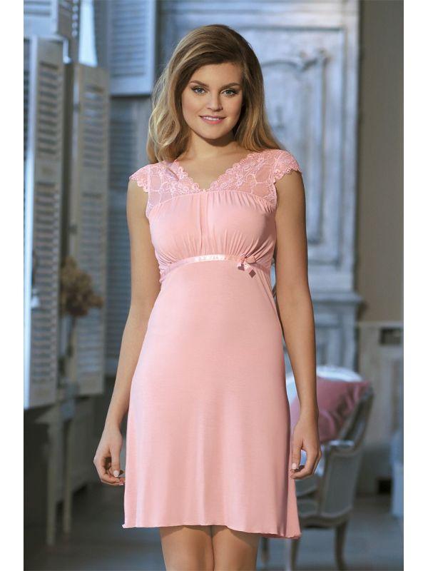 Koszula Nocna Model Virginia Morela PinkBabella