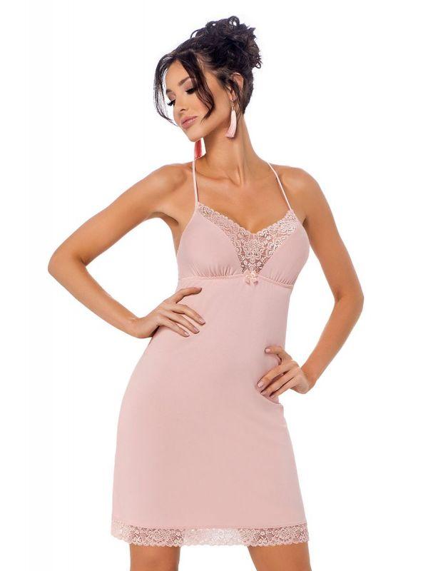 Koszulka Model Klaudia Dirty Pink